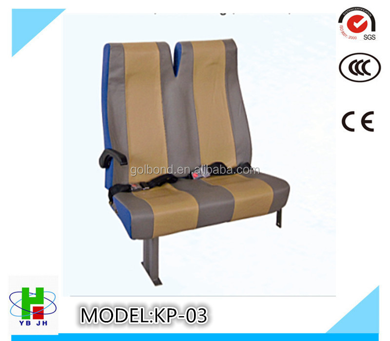 BEST SALE reclining auto chair bus seat with safety belt