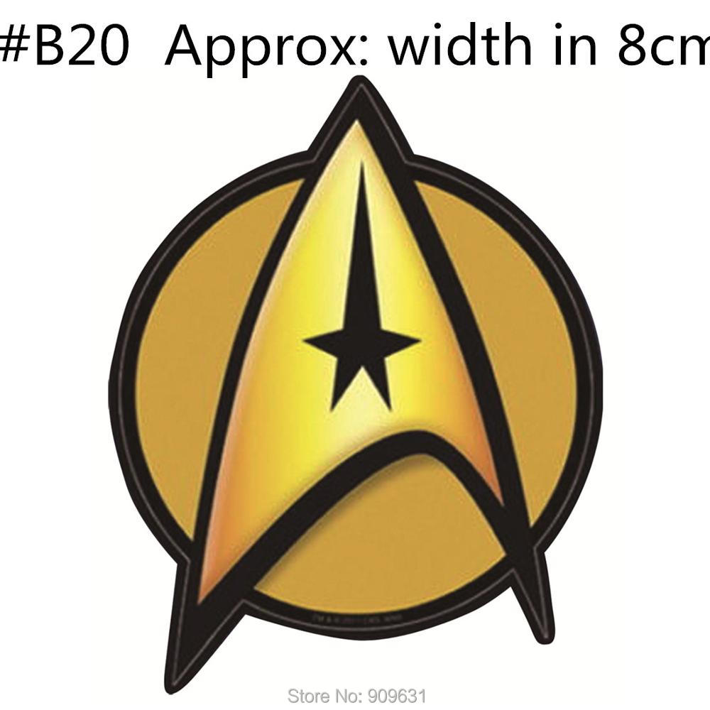 Star Trek Uniform Logo 101
