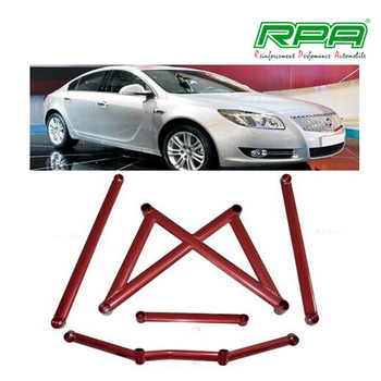 vehicle strut car chassis bars front middle rear strut brace for buick new regal