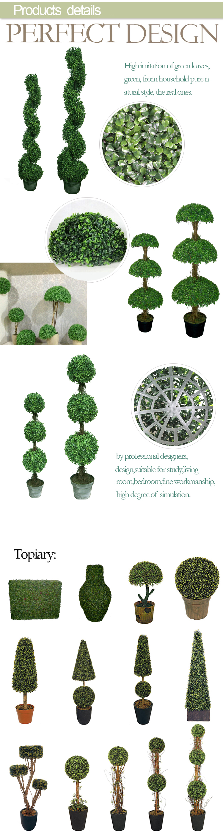 All Kinds Of Artificial Fake Plastic Topiary Plants Topiary Plants Garden  Topiary Frames Topiary Wire Frame