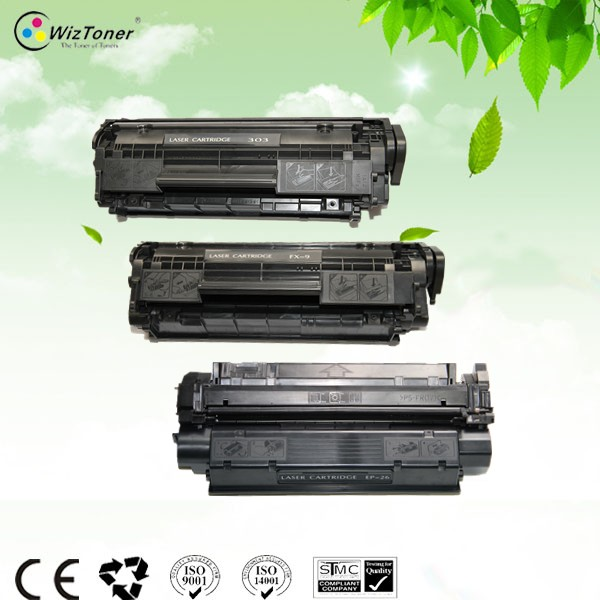 Alternative toner cartridge for canon mf8000 with toner cartridge airbag
