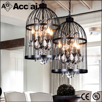 Popular country vintage birdcage chandelier bird cage pendant popular country vintage birdcage chandelier bird cage pendant hanging light fixture mozeypictures Image collections