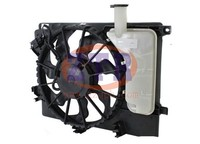Auto parts Radiator Fan for Hyundai Elantra 2012 OEM:253803X000 253803X500 Radiator Assembly