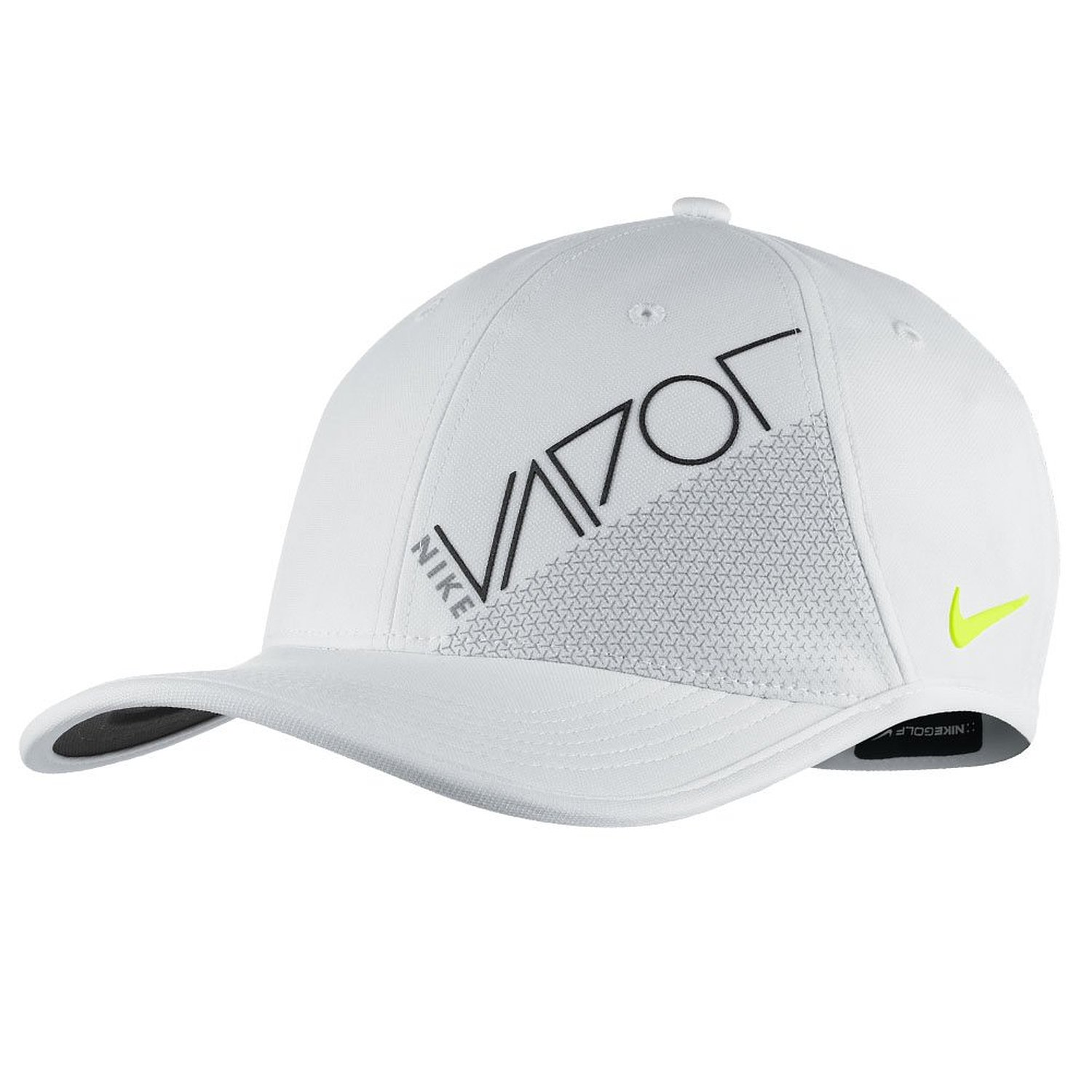 6d2f29b0fc7 Get Quotations · NEW Nike Vapor Ultralight White Adjustable Hat Cap