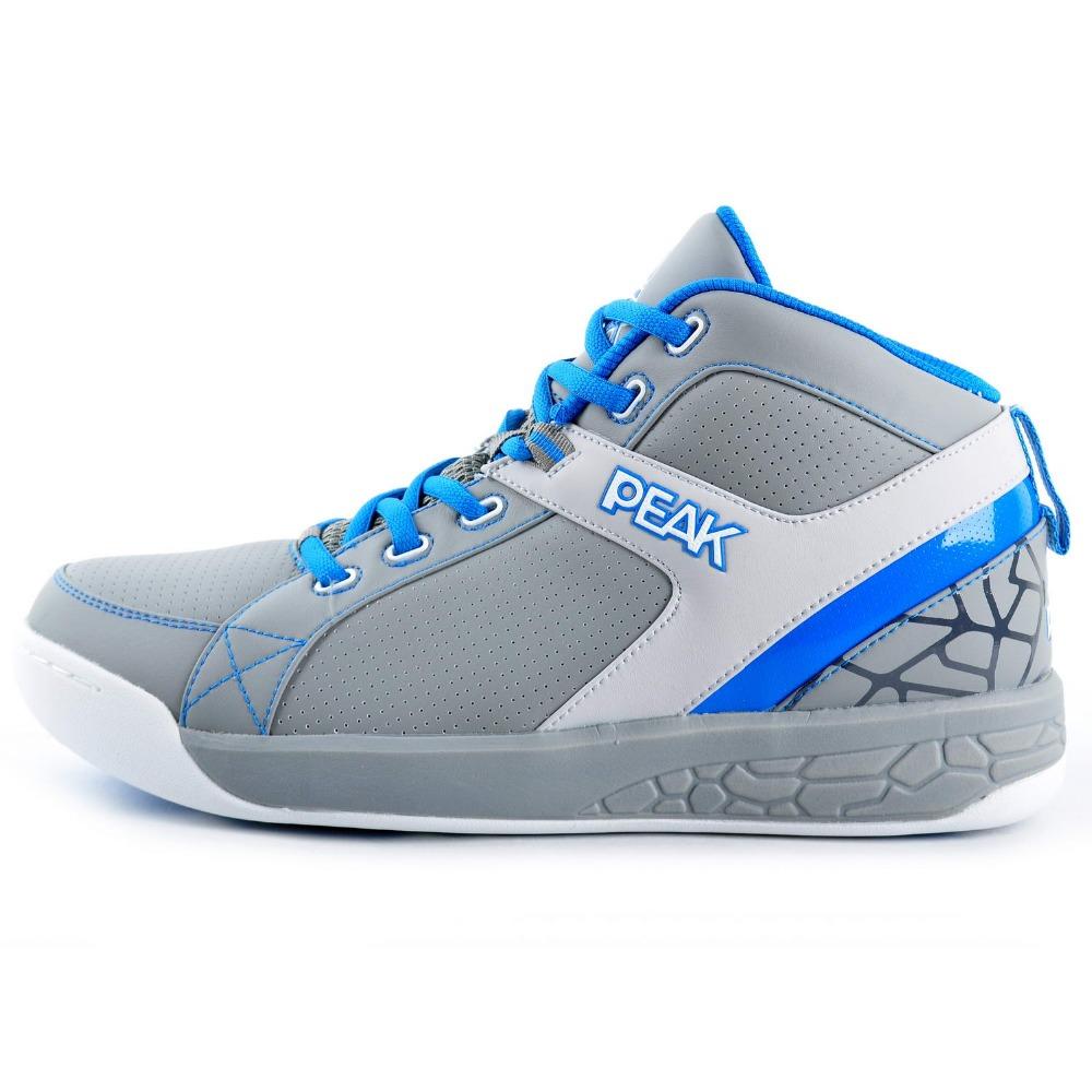 PEAK Sports Authentic Men Basketball Shoes Breathable