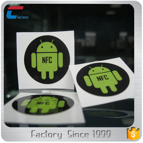 Passive Rfid Tag Android Bluetooth Rfid Tag/mifare Ultralight C Nfc Sticker  - Buy Bluetooth Nfc Sticker,Mifare Ultralight C Nfc Sticker,Android Nfc