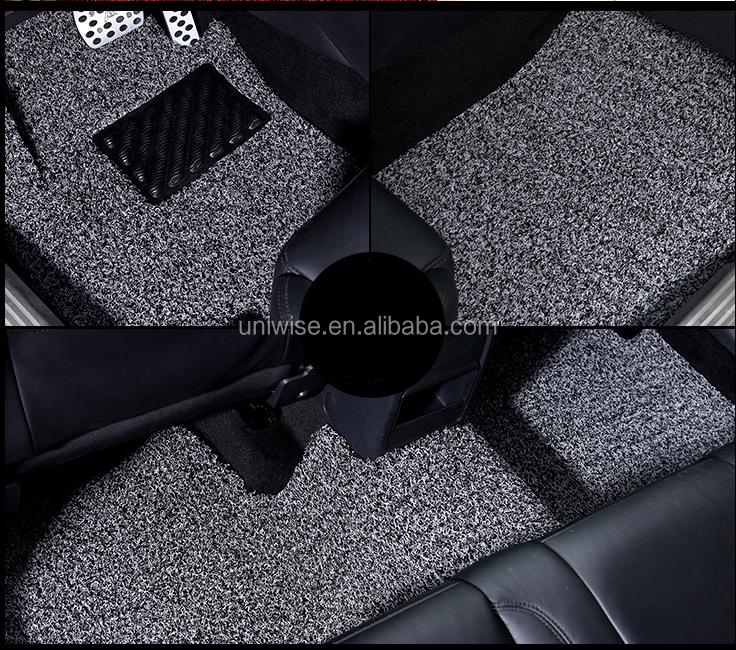 Good Quality Car Coil Floor Mat,Pvc Vinyl Loop Anti Slip Car Mat ...