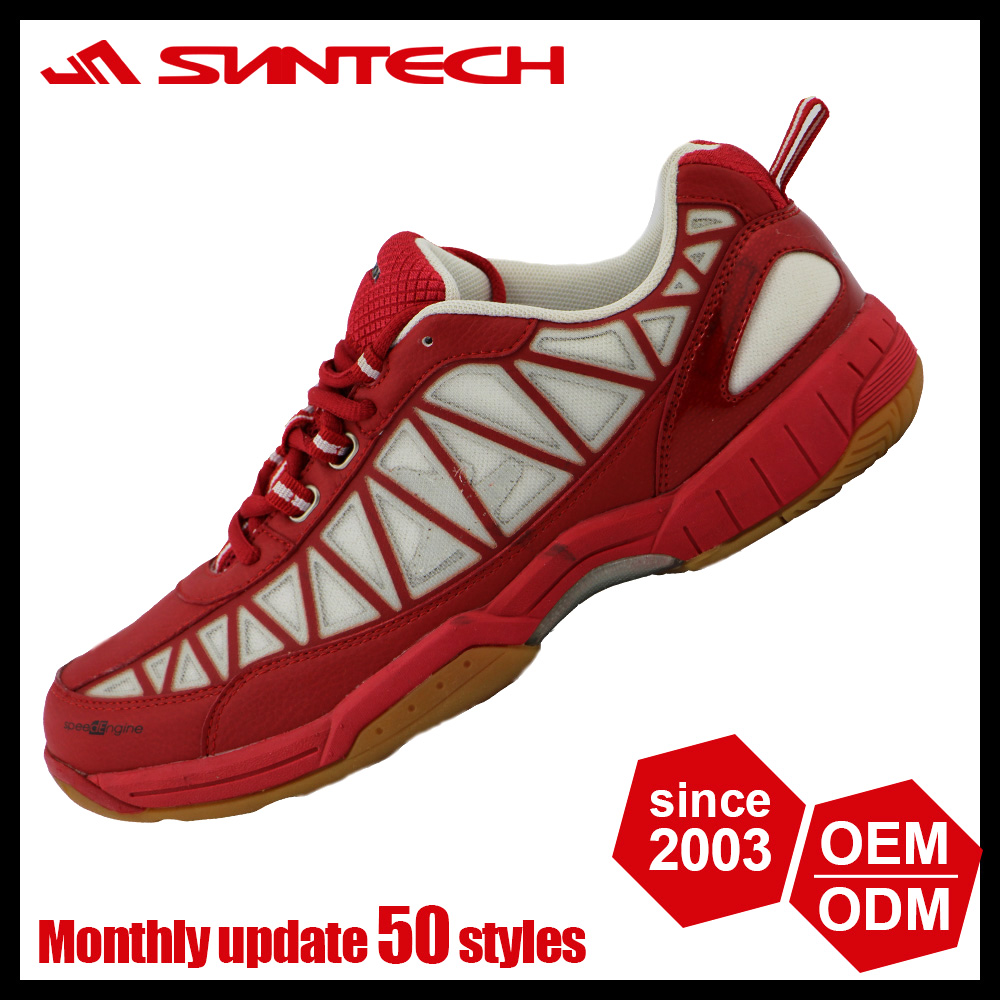 2015 fashion badminton shoes women