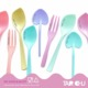Taiwan Made Birthday Event Party Supplies Disposables Cutlery