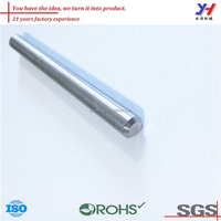 custom cnc machining 65mn spring steel flexible drive shaft as your drawings