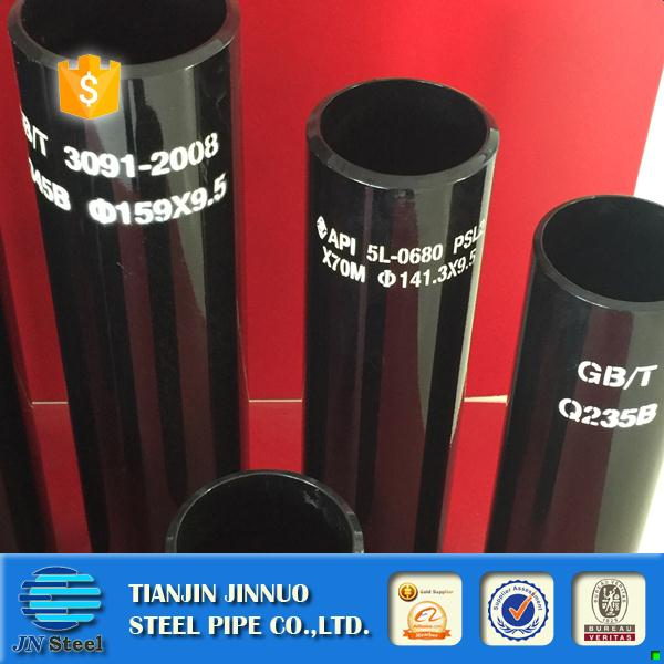 New design oil/gas steel pipe api 5l gr. b carbon steel pipe