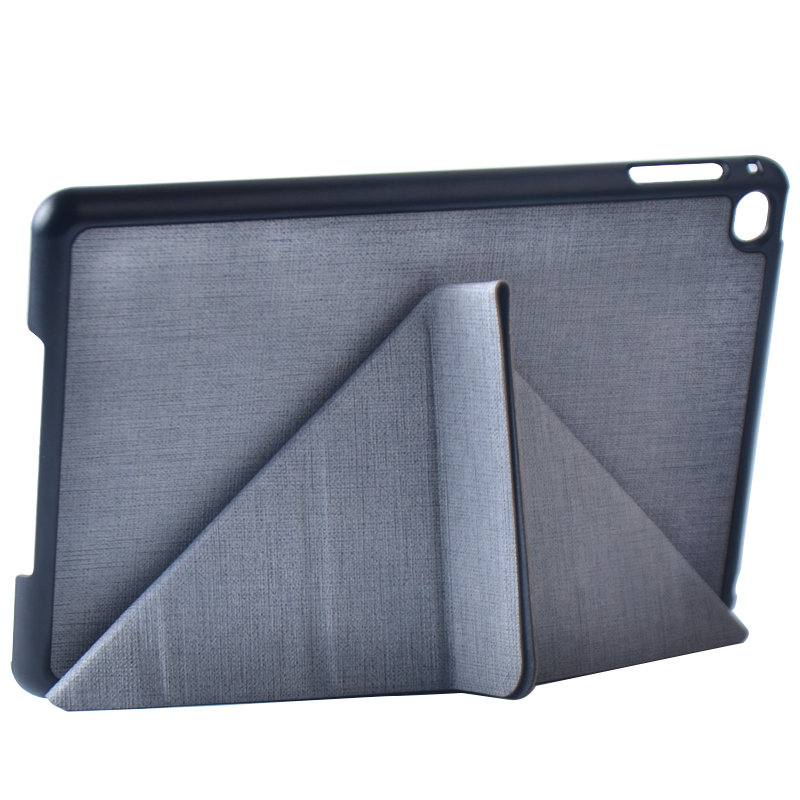Best selling stand leather tablet case for ipad mini4 7.9 inch tablet cover
