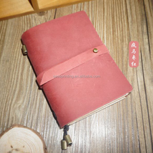 Hardcover Style and Leather Cover Material exercise note books