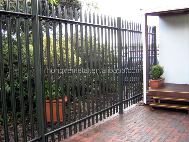 Alibaba China Manufacture Garden And Home Decorative Cheap Used Pvc Powder  And Hot Dipped Galvanized Steel