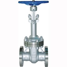 Cast Steel Bolted Bonnet Rising Stem 150lb - 2500lb Gate Valves
