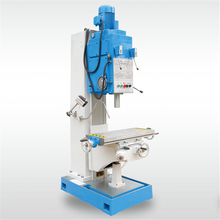 Z5150A industrial square column vertical drilling machine with mobile workbench