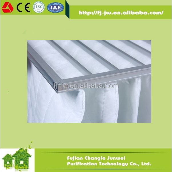 Galvanized Steel Frame auto cyclone air filter