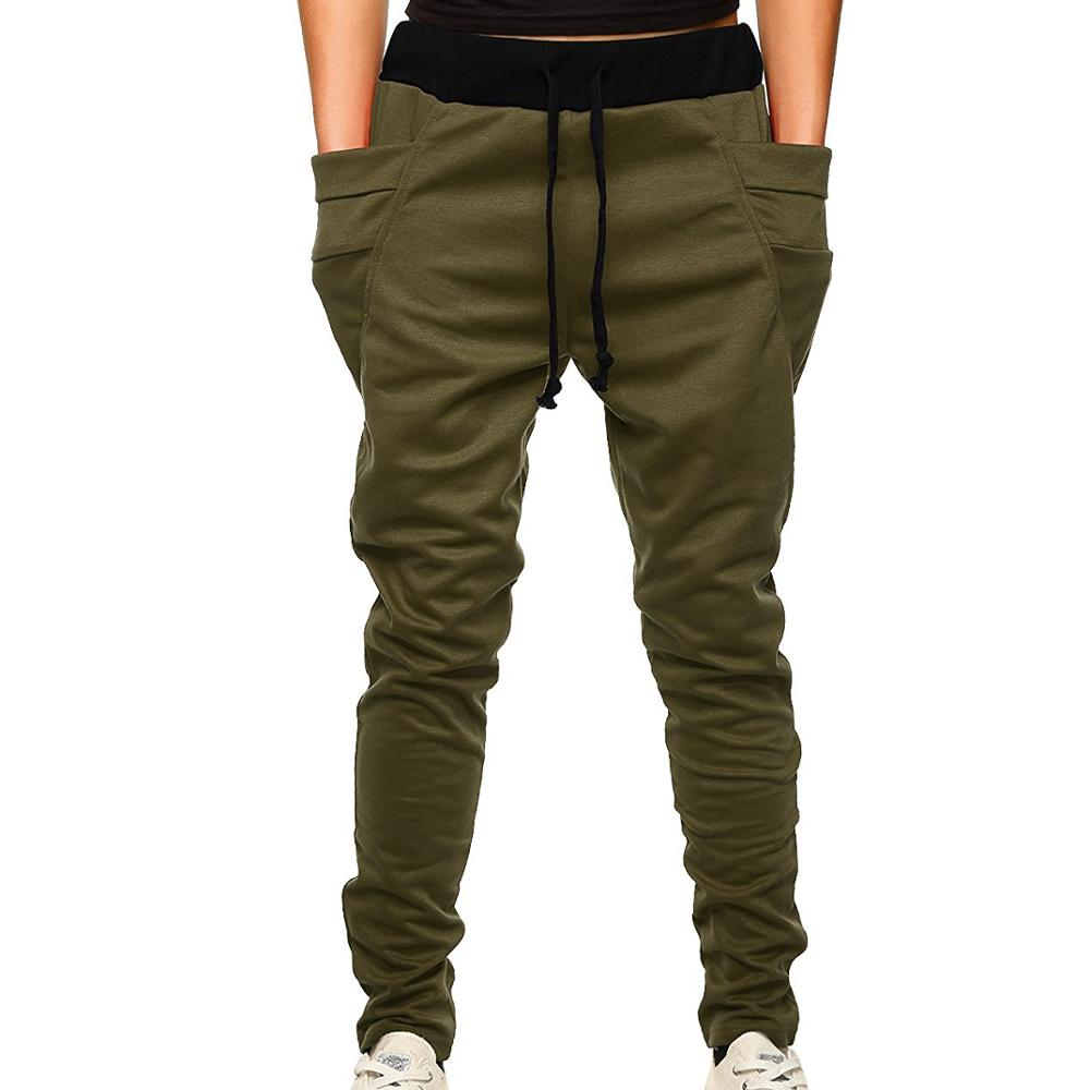 100%polyester sweatpants custom Motorcycle camo cargo pants