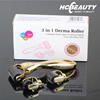 Professional derma roller for face tighten Microneedle dermaroller