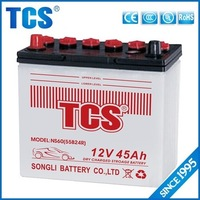 all kinds of 45ah lipo battery for electric car rechargeable battery for remote control car reconditioned car batteries for sale