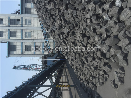 High sulfur low price Metallurgical coke / met coke