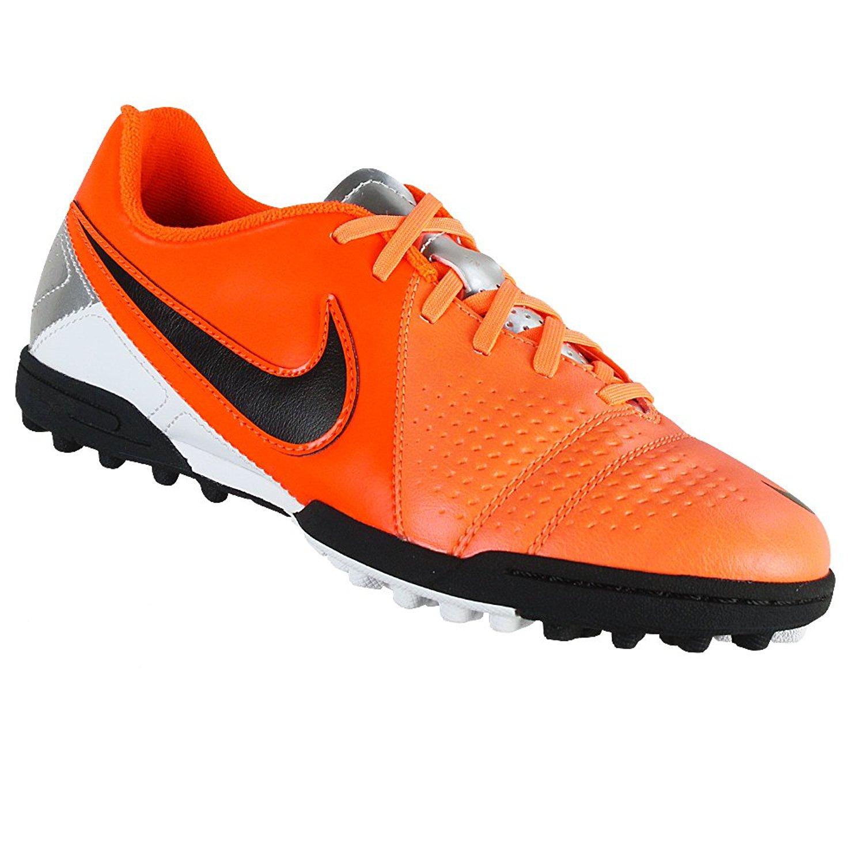 1d1eab556d41 Nike Junior CTR360 Libretto III Turf Soccer Shoes(Atomic Orange/Total  Orange/Black