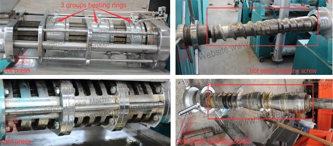 Lk120 Zeytin Yerfıstığı Yağı 199 ıkarma Makinası Avokado