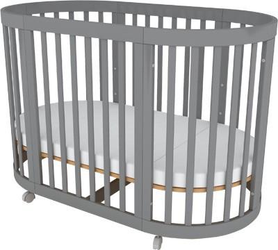 Plan de cubby convertible multi- propósito recién nacido cuna de ...