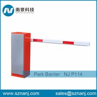 Used Crowd Control Barriers Control Gate System Car Park Barrier