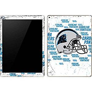 NFL Carolina Panthers iPad Pro Skin - Carolina Panthers - Blast Vinyl Decal Skin For Your iPad Pro