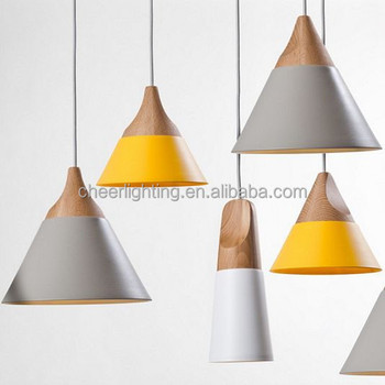 Modern slope pendant lamp yellow white shade buy slope pendant modern slope pendant lamp yellow white shade mozeypictures Gallery