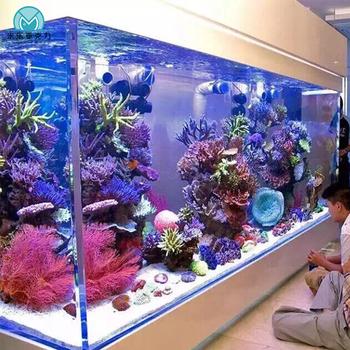 Kustom Akrilik Besar Tangki Ikan Akuarium Buy Tangki Ikan Akuarium Besar Acrylic Ikan Tangki Akuarium Akuarium Ikan Product On Alibaba Com