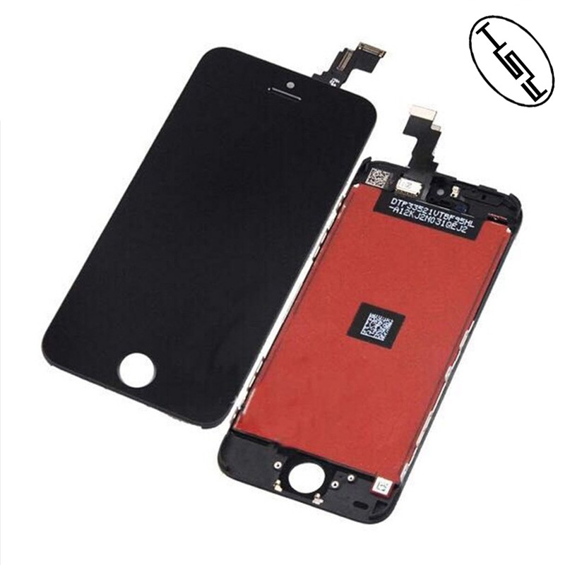 HUYSHE hot sale cheap for iphone 5 lcd screen with digitizer for iphone 5 original lcd screen