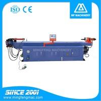 DM-129NC manual folding raw material semi-automatic single-head iron bending machine