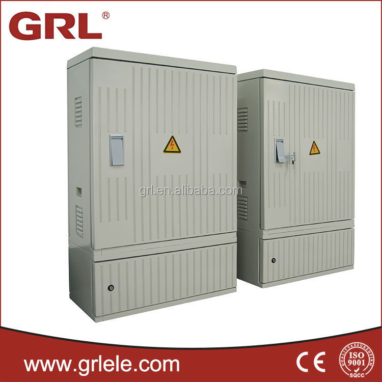 high quality low voltage 3 phase polyester enclosure SMC power distribution JP box