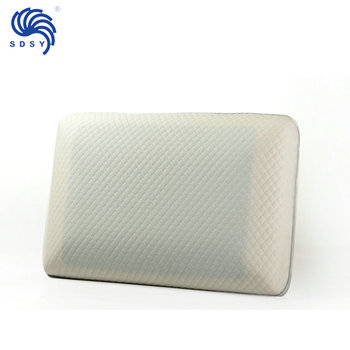 Headache Relief Neck Support Comfortable Memory Foam Cool Gel Pillow