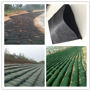 Woven Polypropylene Polyester Nonwoven Geotextile Geo Large Sand Bags/Geobag Price