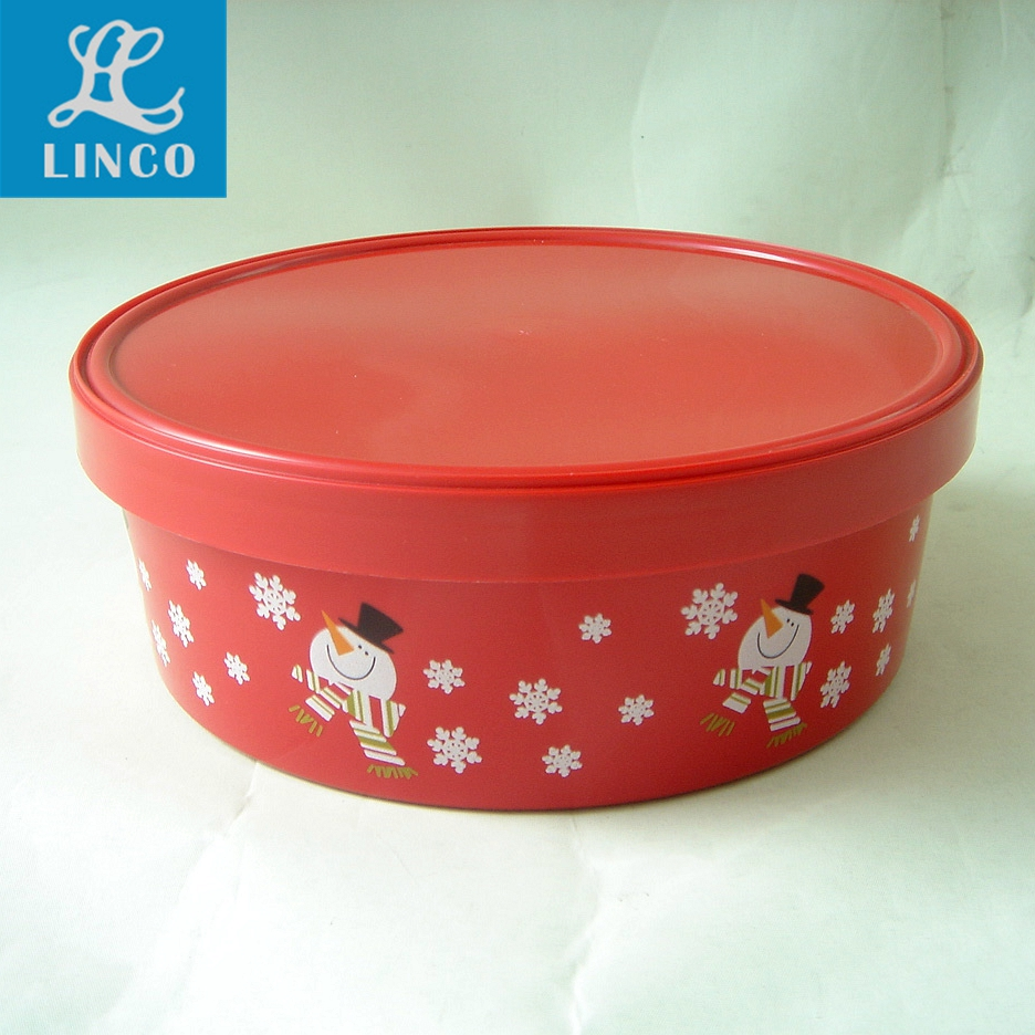 China Round Candy Container China Round Candy Container