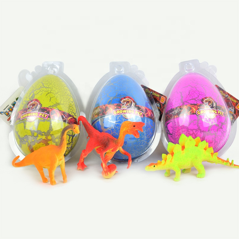 Ontdek de fabrikant Grote Dinosaurus Verrassing Ei van hoge