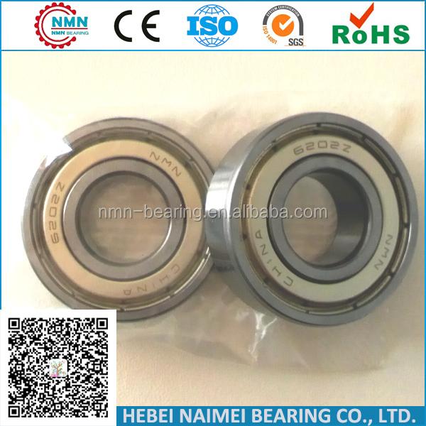 10 Bearing 6202RS 15x35x11 Sealed Ball Bearings FAST FREE SHIPPING