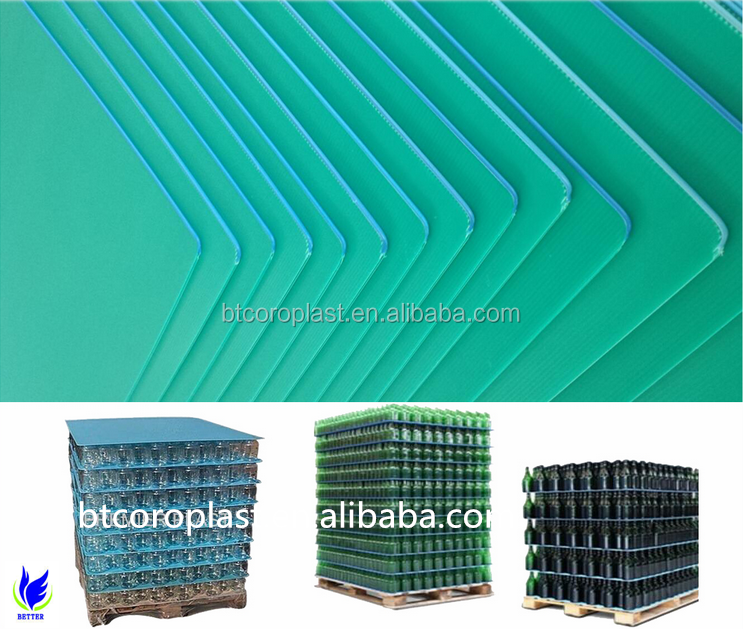 Best price for corrugated plastic cardboard dividers
