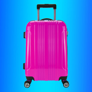 Stocklots Over stock Leftover ABS PC hard case trolley luggage, surplus roller travel bag, excess inventory suitcase set