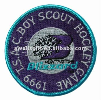BOY SCOUT embroidery badge/patch
