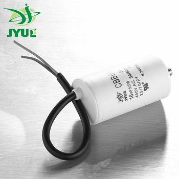 450VAC 12uF CBB60 AC Motor running film Capacitor for water pump power capacitor