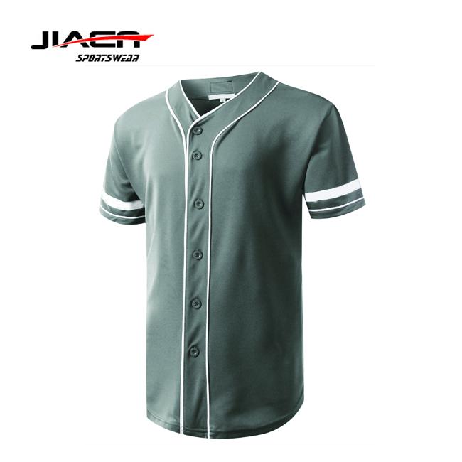 2080868e1f1 Cheap blank baseball jerseys wholesale custom baseball jersey made in china