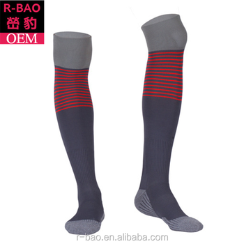 a13ffc7fb Knee High Football Socks Terry Sports Compression Socks football  compression socks