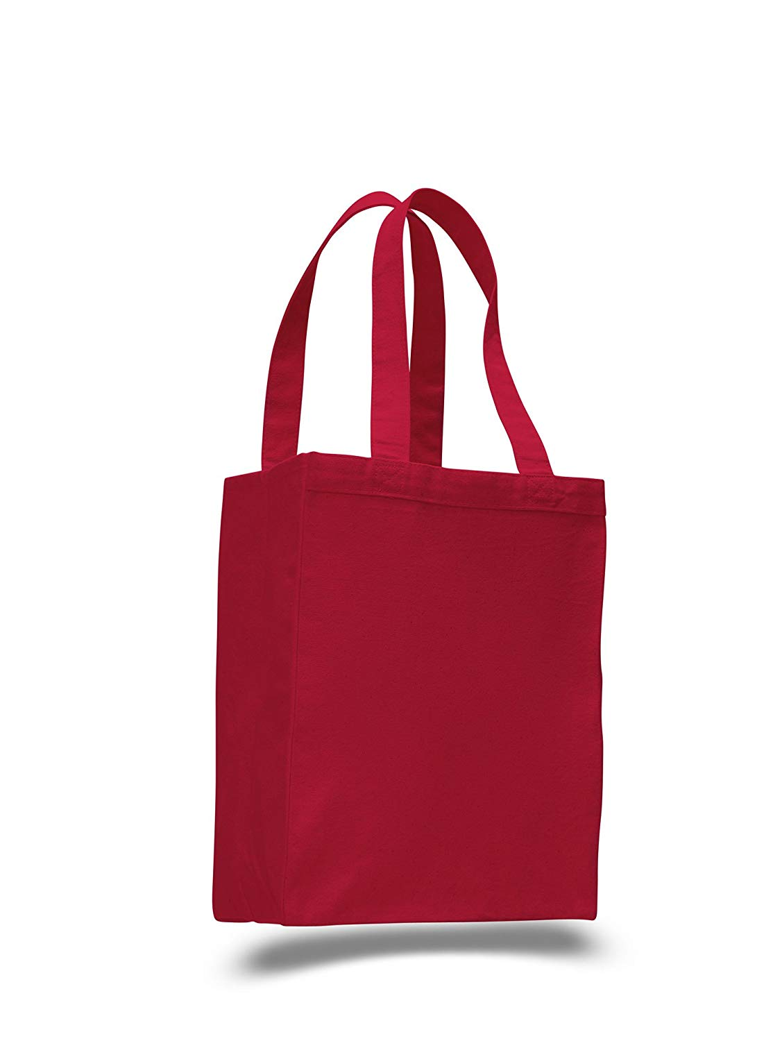 ce90d5b120 Get Quotations · BagzDepot (12 PACK) Heavy Duty Canvas Tote Bags