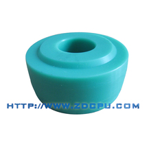 High quality self lubricant aging resistant OEM or ODM small hard plastic rollers