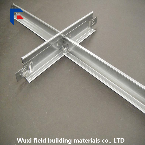 T bar machine ceiling grid for the gypsum ceiling installation roll forming machine