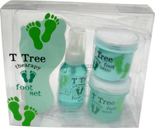 foot treatment pack /foot set beauty personal hygiene products when to use body scrub